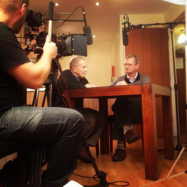 Martin Parr in conversation with David Goldblatt, sharing their Black Country Stories