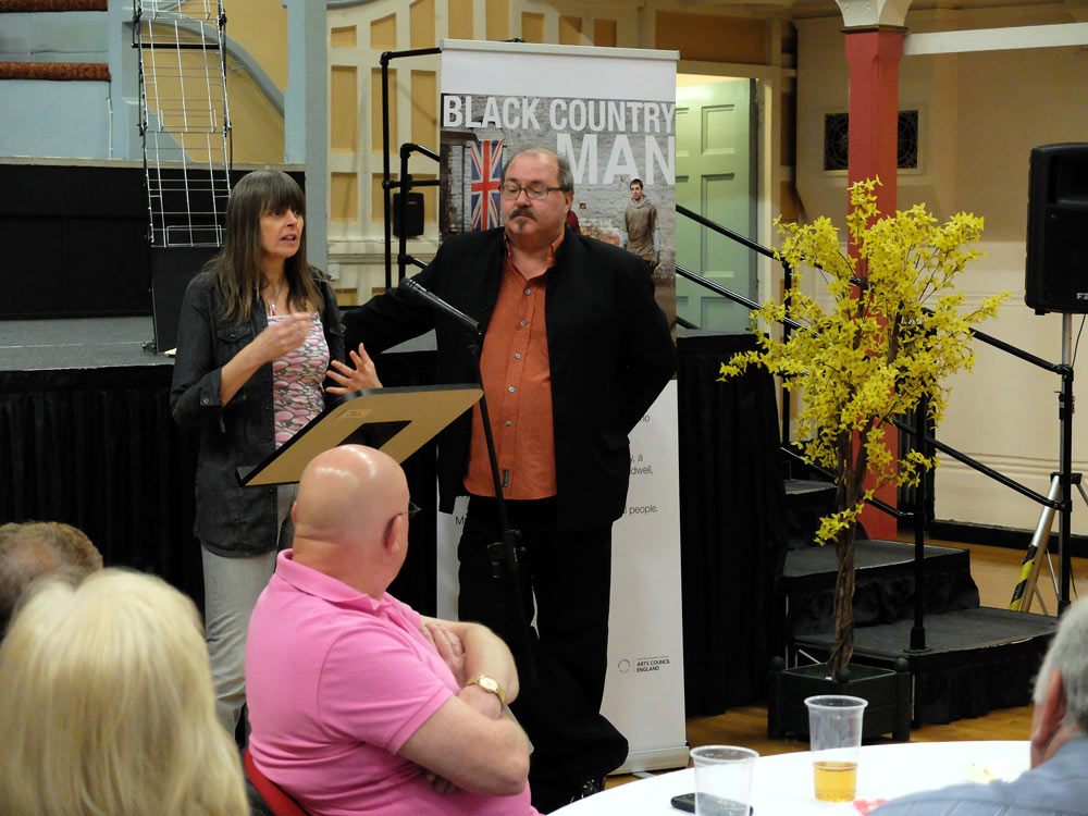 Black Country Man launch