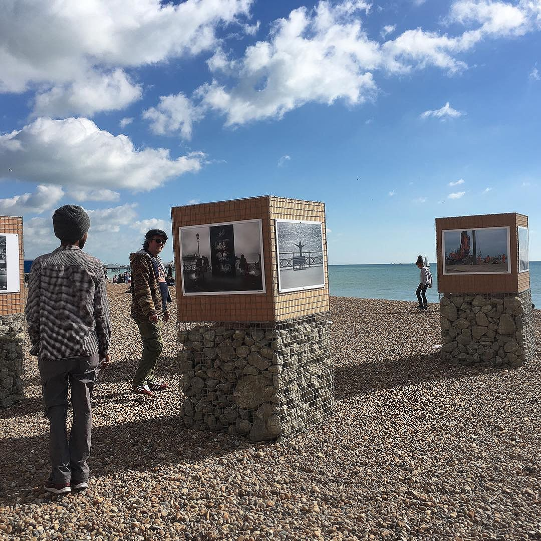 Lots of great work to see in Brighton as part of Brighton Photo Biennial (until 30 October 16)